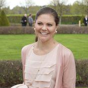 Princesse Victoria : Ravissante à Strömsholm pour revivre la naissance d'Estelle