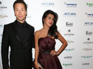 Cannes 2013 : Stéphane Rousseau amoureux au côté d'Inès de La Fressange radieuse