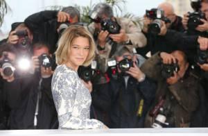 Cannes 2013 : Léa Seydoux rayonne au bras d'un Tahar Rahim aux anges