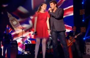 The Voice 2 : Patrick Bruel monte sur scène avec Louane, son coup de coeur !