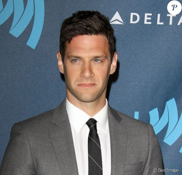 Justin Bartha en avril 2013 à Los Angeles