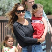 Sarah Jessica Parker: Maman street et relax avec ses craquantes jumelles fashion