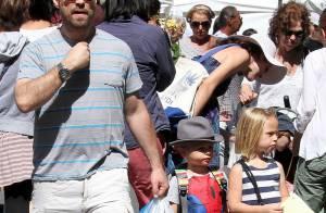 Jason Priestley : Papa poule négligé mais détendu avec ses adorables enfants