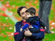 Lionel Messi : Avec son fils Thiago et les papas du Barça pour la fête du titre