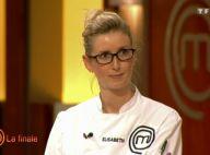 Masterchef All Stars - Elisabeth : ''Naoëlle, je la plains très sérieusement''