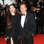 Cannes 2013 : Eric Besson et Yasmine, un couple radieux face à Audrey Pulvar