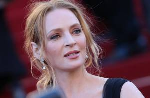 Cannes 2013 : Uma Thurman, brûlante, face à Clotilde Courau et Agathe Bonitzer