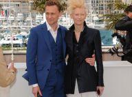 Cannes 2013 : Tilda Swinton et Tom Hiddleston, un duo magnétique et fascinant