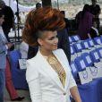 Eva Simonslors du Amber Lounge Fashion Show à Monaco au Méeridien Beach Plaza le 24 mai 2013