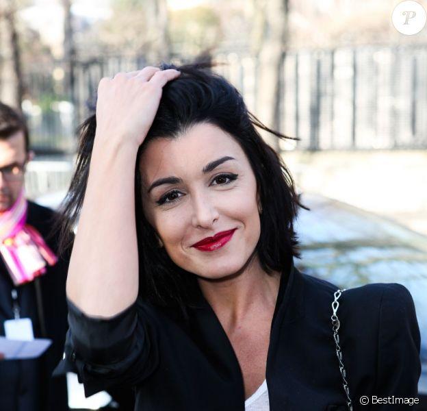 Jenifer en mars 2013 à Paris
