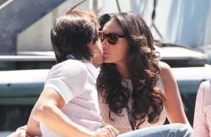 Tamara Ecclestone et son fiancé amoureux devant Cameron Diaz au GP de Monaco
