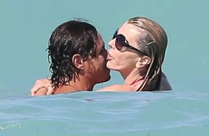 Rita Rusic : Divine en bikini à 53 ans, dans les bras de son jeune Riccardo