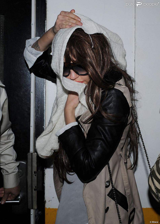 Amanda Bynes à New York le 25 mai 2013.