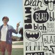 Martin Solveig dans son nouveau clip Hey Now, dévoilé le 29 mai 2013.