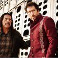 Danny Trejo et Demian Bichir dans Machete Kills.