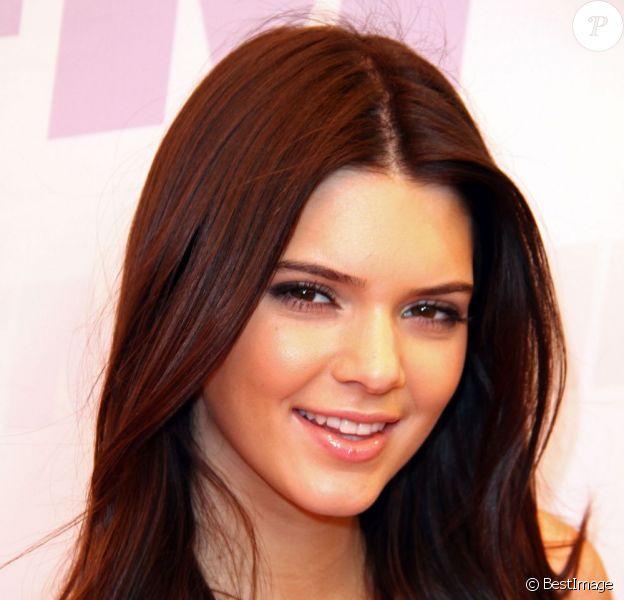 Kendall Jenner à une soirée le 11 mai 2013 en Californie.