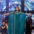 Florence and the machine lors du concert Sound of Change, à Londres, le samedi 1er juin 2013.