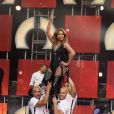 Jennifer Lopez lors du concert Sound of Change, à Londres, le samedi 1er juin 2013.