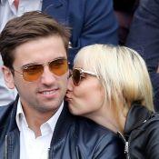 Audrey Lamy, Anne-Sophie Lapix, Laurence Ferrari amoureuses à Roland-Garros