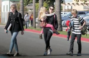 Jesse James, ex-mari de Sandra Bullock : Sa fille ado accro aux drogues dures !