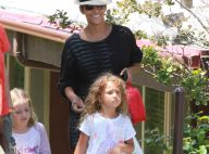Halle Berry, enceinte : Future maman radieuse et au top avec sa pétillante Nahla