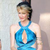 Laura Dern : Métamorphosée au côté de sa fille, le ridicule ne l'effraie pas !