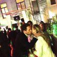 Sans sa fiancée Madeleine de Suède, et à deux jours de leur mariage, Chris O'Neill a évacué la pression avec des amis au soir du 6 juin 2013, à Stockholm, lors d'un dîner au Sturehof puis en s'éclatant au club privé The Wall !