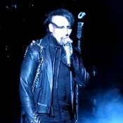 Paris Jackson : Son idole Marilyn Manson, lui dédie une chanson