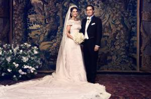 Mariage de la princesse Madeleine : Les portraits officiels, de vrais tableaux !