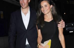 Pippa Middleton : Mordu, son amoureux lui met une main aux fesses en pleine rue
