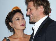 Lindsay Price (Beverly Hills) mariée, devant son amie Tiffani Thiessen en couple
