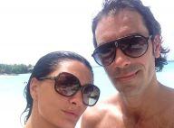 Robert Pirès et Jessica : Mariage heureux devant Laeticia Hallyday et leurs amis