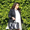 Kim Kardashian à Los Angeles, le 28 mai 2013.