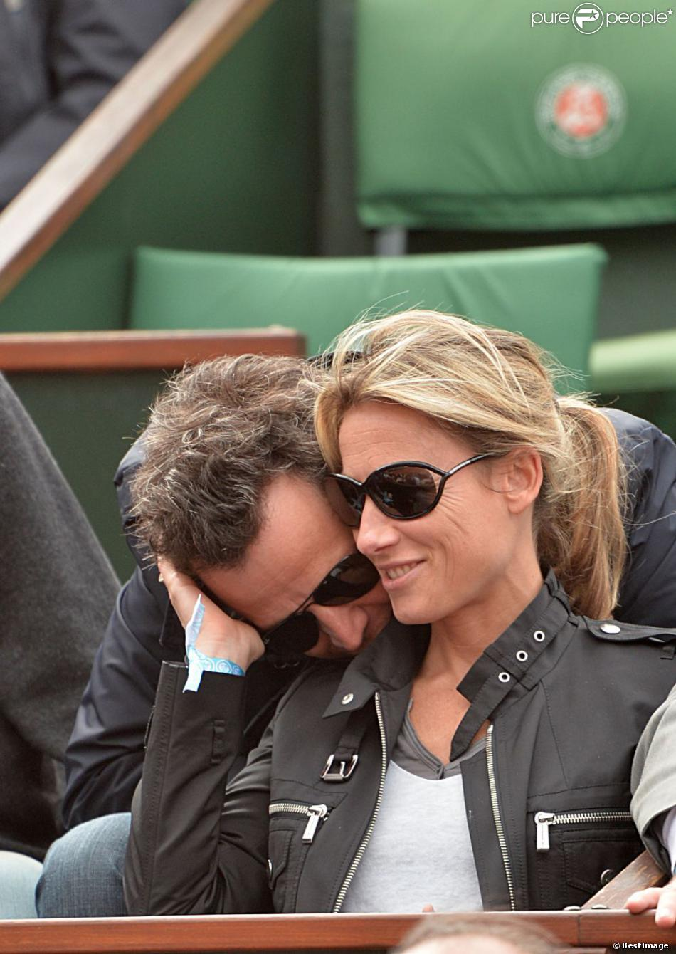 roland garros 2013 les couples stars et amoureux de la quinzaine parisienne purepeople. Black Bedroom Furniture Sets. Home Design Ideas