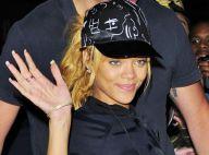 Rihanna : Classy et proche de ses fans, elle brave la pluie pour aller danser !