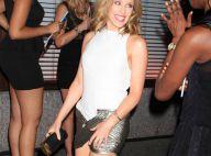 Kylie Minogue : Sublime pour sa folle journée qu'elle termine au côté de Jay-Z