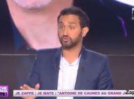 Cyril Hanouna : ''Il n'y a aucun problème entre Antoine de Caunes et moi''
