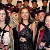 Carole Bouquet, Anna Mouglalis et Michelle Yeoh : Trois reines enivrantes