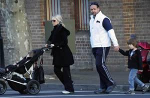PHOTOS : Pour Russell Crowe, la famille, c'est sacré  !
