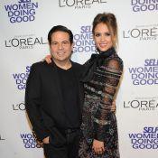 Narciso Rodriguez : Le créateur se marie avec son compagnon devant Jessica Alba