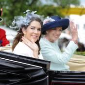 Mary de Danemark : Rayonnante au côté de la princesse Benedikte et James Bond