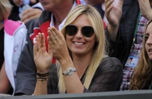 Maria Sharapova : Supportrice de charme pour son boyfriend Grigor Dimitrov