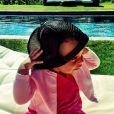 Katherine Heigl a posté sur son compte Instagram des photos de sa petite dernière Adalaide, le 21 juin 2013.