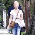 Exclusif - Katherine Heigl et son mari Josh Kelley font du shopping à la Nouvelle-Orléans, le 19 mai 2013.