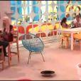 Florine et Julien dans Secret Story 7, lundi 1er juillet 2013 sur TF1