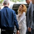 Rihanna au Royal Monceau à Paris, le 2 juillet 2013.