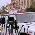 Derniers moments en limousine dans Les Anges de la télé-réalité 5 sur NRJ 12 le mardi 2 juillet 2013