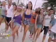 Les Anges de la télé-réalité 5 : Tournage du clip et limousine pour la fin !