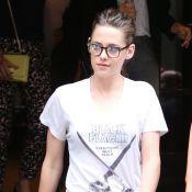 Kristen Stewart : La modeuse grunge, détendue pour affronter la rumeur