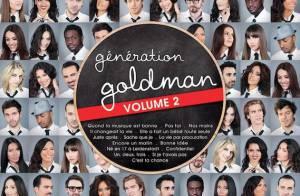 Génération Goldman 2 : Dans les bacs le 26 août, la pochette dévoilée
